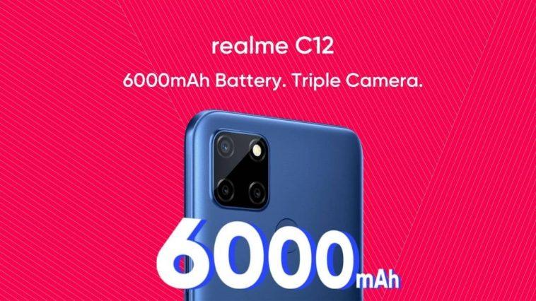 Realme-C12