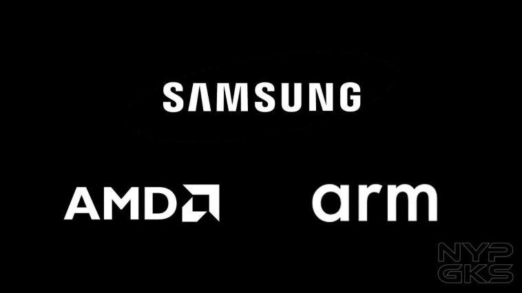Samsung-AMD-ARM