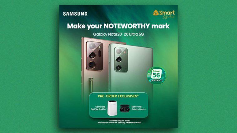 Smart-Samsung-Galaxy-Note-20-postpaid-plans-NoypiGeeks