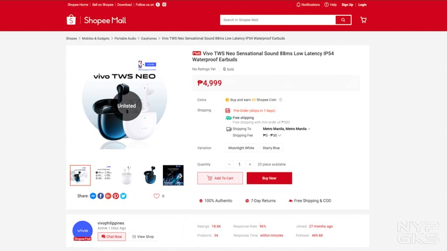 Vivo-TWS-Neo-earphones-price-Philippines-NoypiGeeks-5210