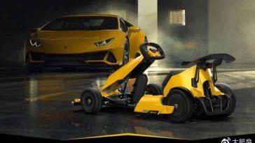 Xiaomi-Ninebot-GoKart-Pro-Lamborghini-Edition