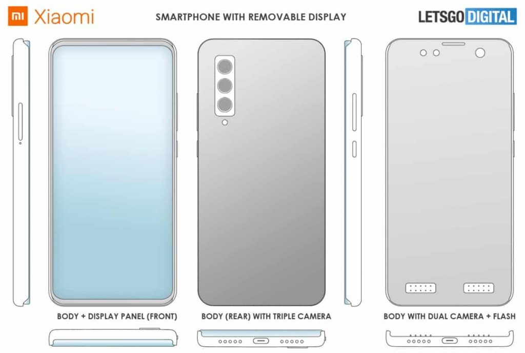 Xiaomi-removable-display-patent