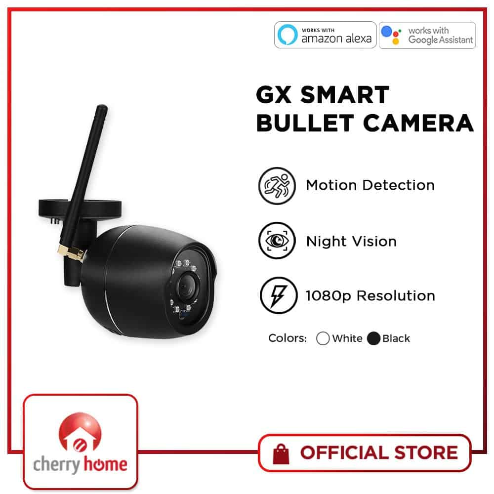 Cherry-GX4-CCTV