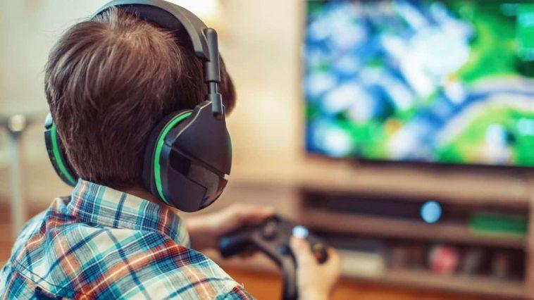 Gaming-children