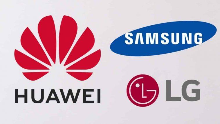 Huawei-Samsung-LG