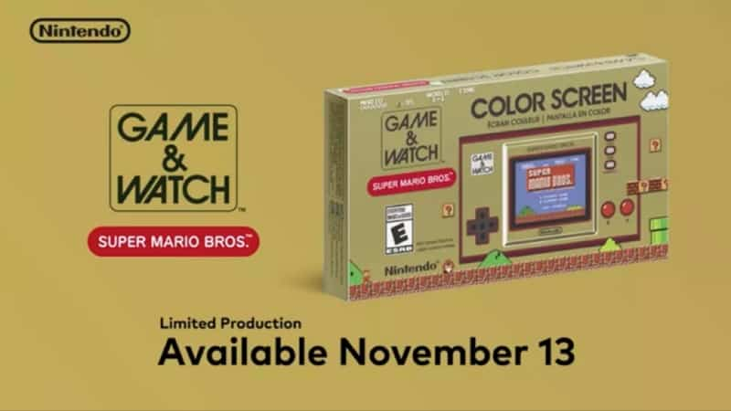 Nintendo-Game-Watch-Super-Mario-Bros