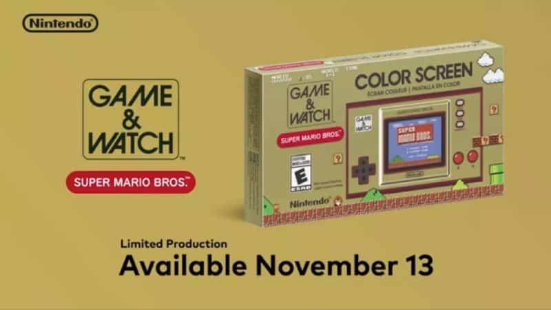 Nintendo-Game-Watch-Super-Mario-Bros