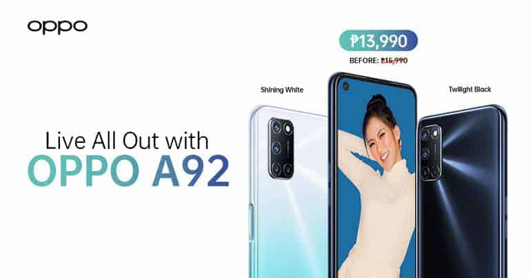 OPPO-A92-price-drop-Philippines