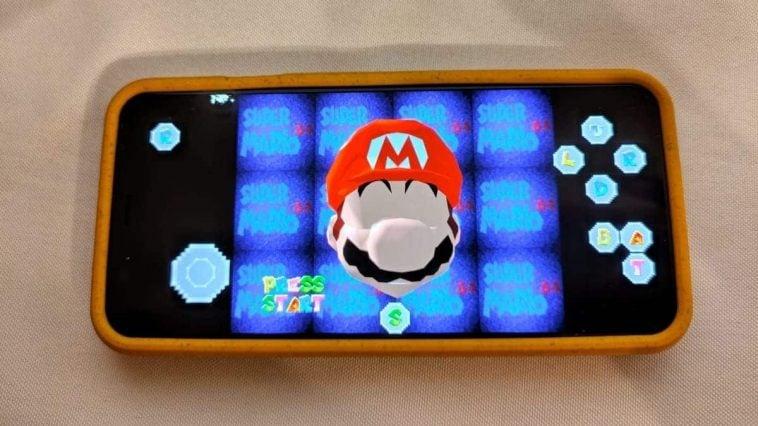 Super-Mario-64-Android