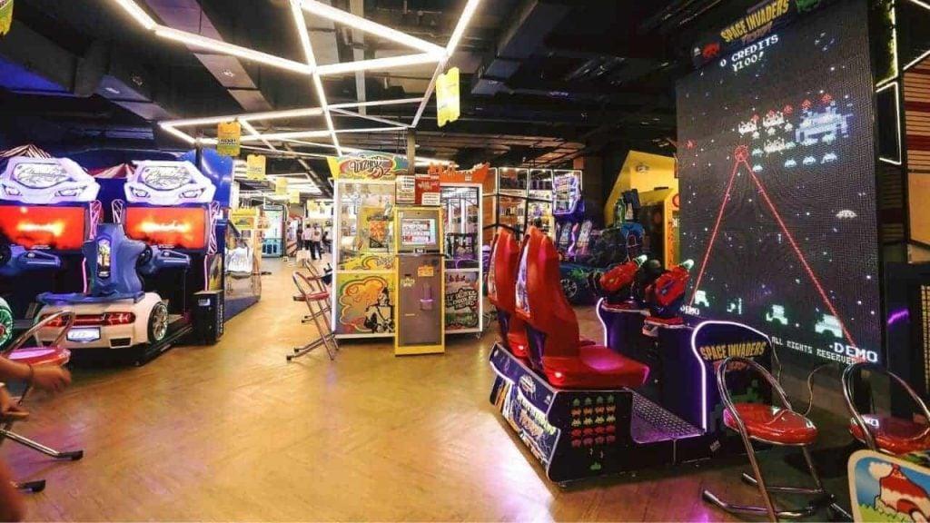 Timezone-Philippines-arcade-gaming-machines