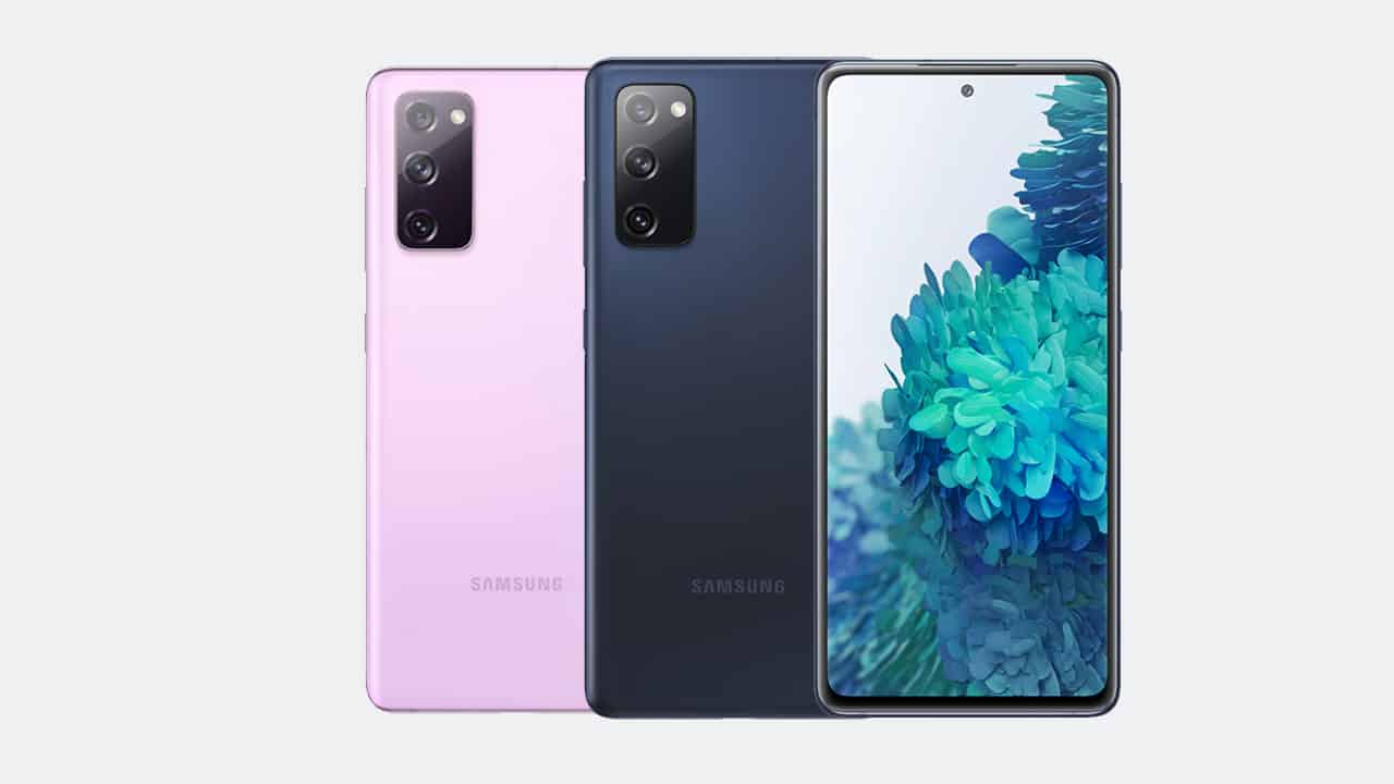 Samsung Galaxy S20 FE Wallpapers Leak Ahead Of Launch  |S20 Fe