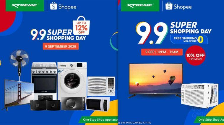 xtreme-appliances-shopee-9-9-sale-NoypiGeeks