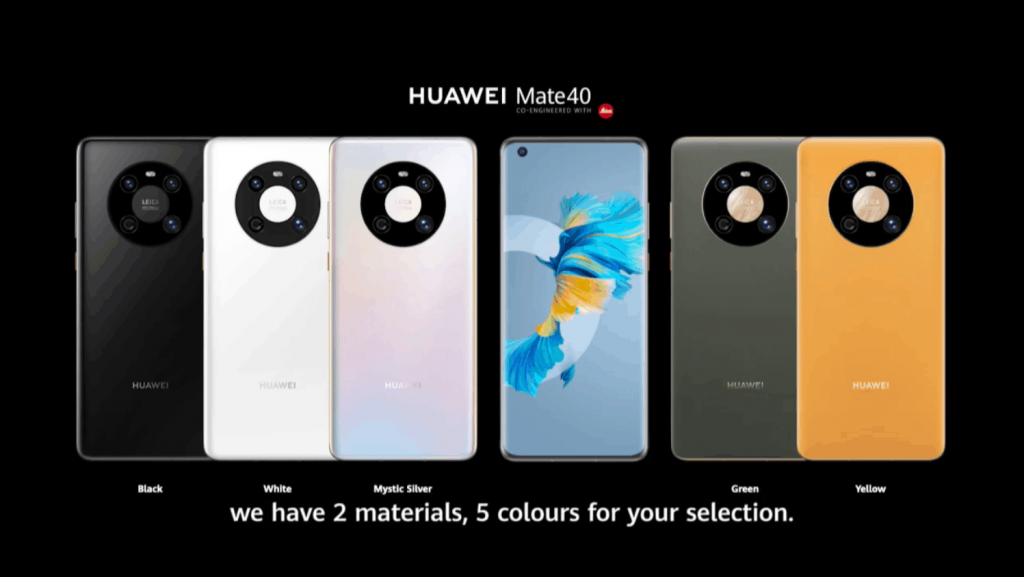 huawei-mate-40-price-specs-availability