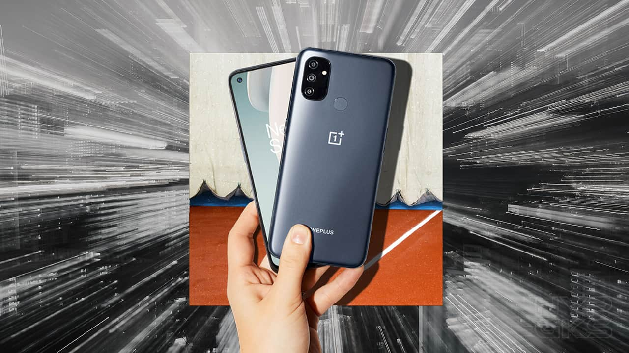 OnePlus Nord N100 Oficial