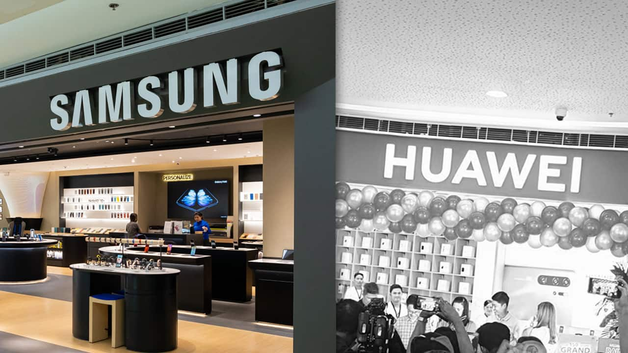 Samsung is the global smartphone sales leader, widens the lead over Huawei — report
