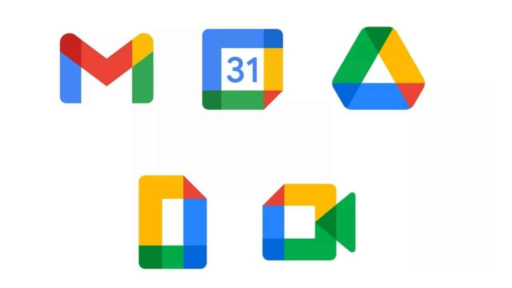 Google-icons