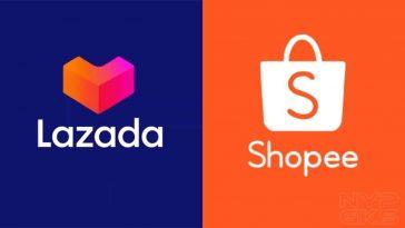 Lazada-Shopee