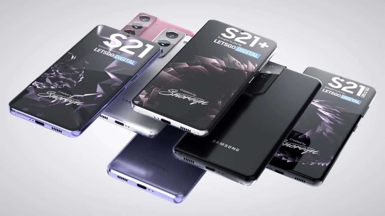 Galaxy-S21-series