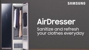 Samsung-AirDresser