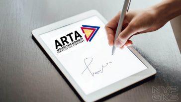 ARTA-digital-signatures-online