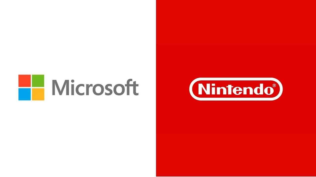 Microsoft-Nintendo
