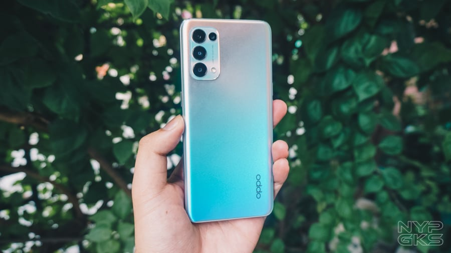 ColorOS 12 list of compatible devices