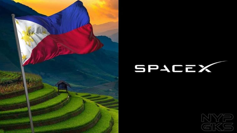 Philippines-SpaceX