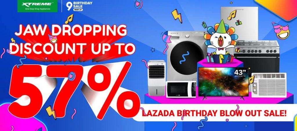 XTREME-Appliances-sale-Lazada