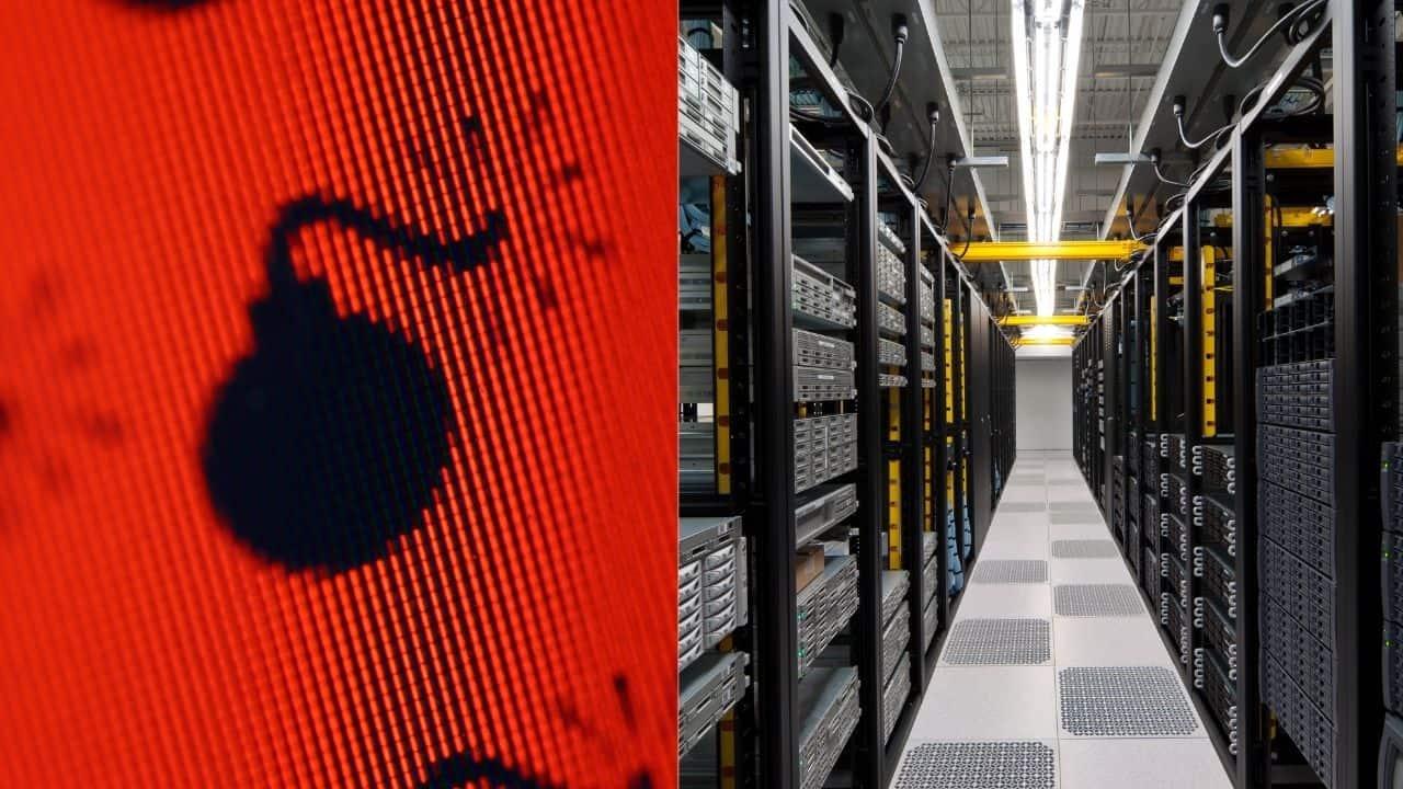 Datacenter-bombing