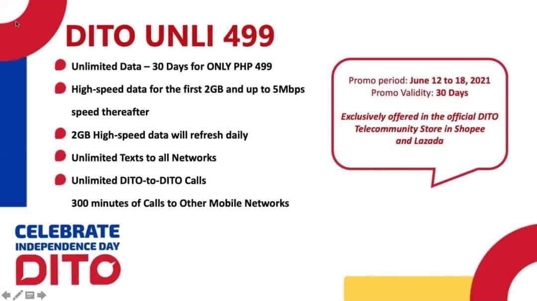 DITO-UNLI-499