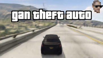 GAN-Theft-Auto